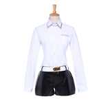 Anime Steins Gate Zero Kurisu Makise Cosplay Costume Custom Made