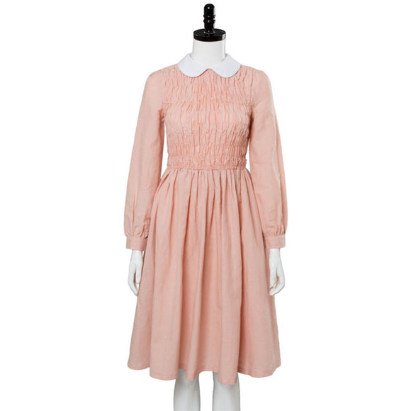 Eleven Dress Stranger Things Eleven Costume Eleven EL Cosplay Women Halloween Gift