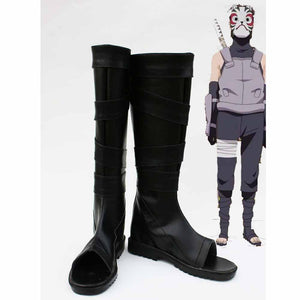 74791c5ca8936 Naruto Cosplay Shoes Neenya Anbu Kakashi Ninja Boots Custom Made ...
