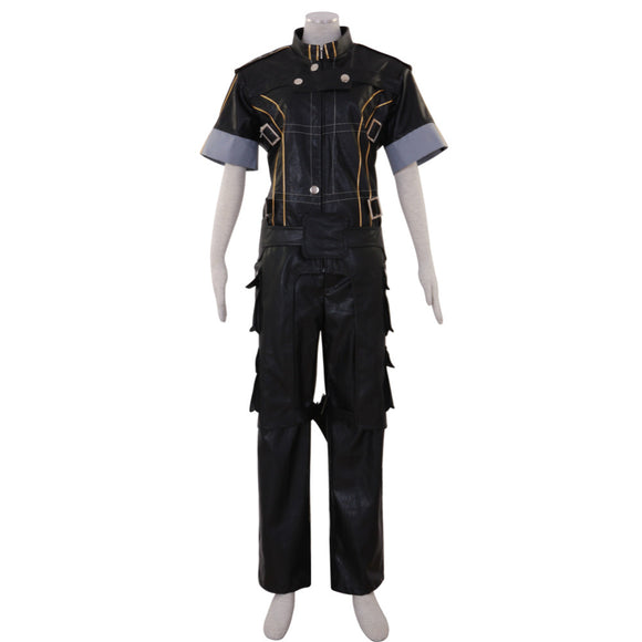 Mass Effect 3 Casual Citadel Cosplay Costume Male Uniform