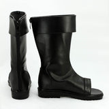Naruto Uzumaki Boruto Black Cosplay Shoes Japanese Anime Boots