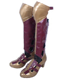 Wonder Woman Boots/Shoes Diana Prince 2017 Cosplay Customize