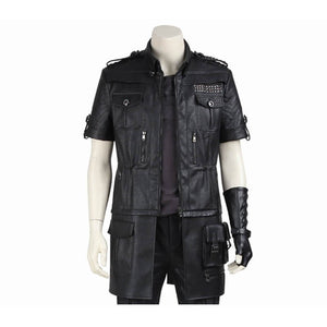 Final Fantasy XV FF15 Noctis Lucis Caelum Noct Cosplay Costume Outfit