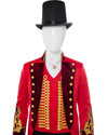 The Greatest Showman P.T. Barnum Cosplay Costume Uniform Custom Made