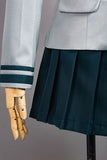 Boku no Hero Academia Cosplay My Hero Academia Midoriya Izuku Cosplay Costume Tsuyu School Uniform