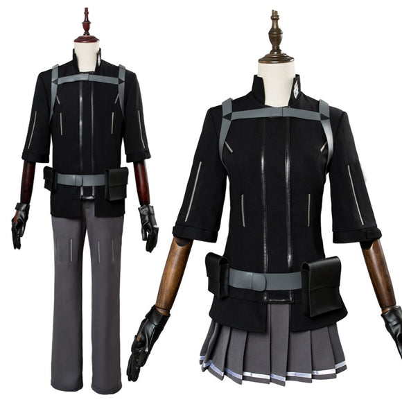 Fate Grand Order Cosplay Costume Fujimaru Ritsuka Adult Men Women School Uniform