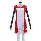 Fire Emblem Awakening Hinoka Cosplay Costume Women Halloween Dress Outfit
