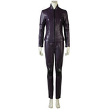 Kick-Ass Hit-Girl Cosplay Costume Halloween Outfit  Suit For Women Girls