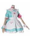 Cinderella Girls Riamu Yumemi Cosplay Costume Maid Dress Custom Made