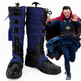 Doctor Strange Cosplay Boots Dr Cosplay Shoes Stephen Steve Vincent Shoes Custom Made