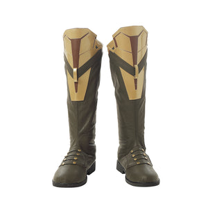 Avengers Infinity War Thanos Boots Halloween Carnival Cosplay Boots
