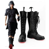 Final Fantasy XV FF15 Noctis Lucis Caelum Noct Cosplay Shoes Boots