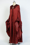 Game of Thrones GoT The Red Woman Melisandre Cosplay Costume Women Dress Robe