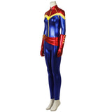 Ms.Marvel Carol Danvers Cosplay Costume Avengers Outfit Custom Made