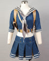 Girl Sucker Punch Cosplay Baby Doll Costume Sailor Dress