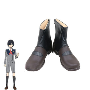 DARLING in the FRANXX Cosplay Shoes Hiro Cosplay Boots
