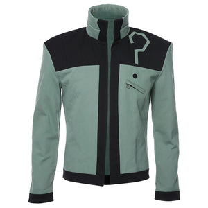 DC Young Justice Riddler Cosplay Costume Jacket Uniform