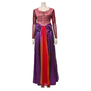 Sarah Sanderson Costume Hocus Pocus Cosplay Dress