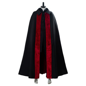 2020 Vampire Dracula Cosplay Costume Suit Outfit Cloak