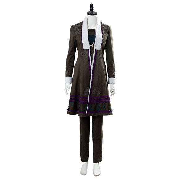 Vignette Stonemoss Cosplay Costume Carnival Row Outfit Suit