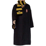 Cosplay Robe Cloak Gryffindor Hufflepuff Ravenclaw Slytherin Costume Full Set