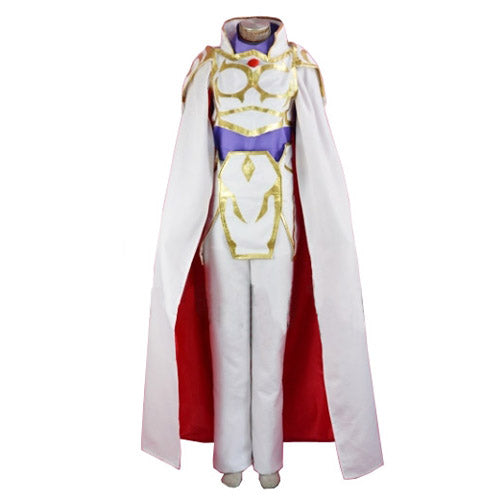 Fire Emblem Leif Faris Claus Cosplay Costume Custom Made