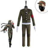 Danganronpa V3 Killing Harmony Korekiyo Shinguji Cosplay Costume