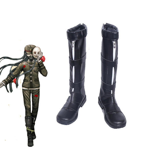 Danganronpa V3 Korekiyo Shinguji Cosplay Shoes Anime Boots
