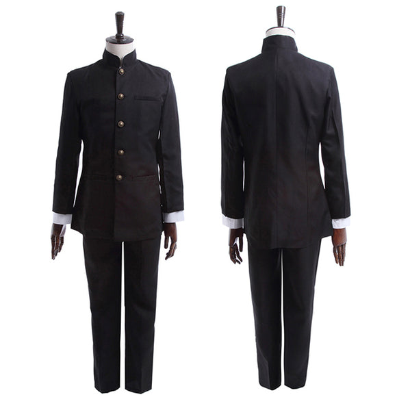 Kageyama Shigeo Mob Psycho 100 Cosplay Costume School Uniform