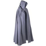 Gora Canvas Cloak Cape Men Women Halloween Cloak Custom Made Any Size