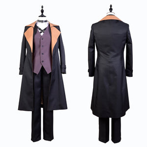 Bungo Stray Dogs Chuya Nakahara Cosplay Costume Unisex Custom made
