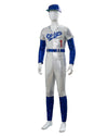 Rocketman Elton John Dodgers Cosplay Costume Baseball Uniform