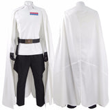 Rogue One A Star Wars Story Director Krennic Cosplay Costume Officer Uniform White