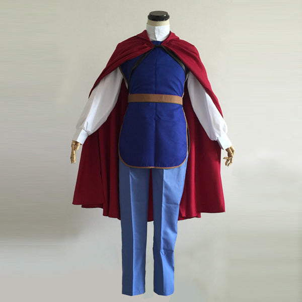 Prince Florian Costume Snow White Cosplay Costume Full Outfit For Adult And Kids ... & Prince Florian Costume Snow White Cosplay Costume Full Outfit For ...