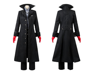 Persona 5 Joker Protagonist Cosplay Costume Outfit Custom made