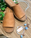 Faron Sandals - Miss Velvet Boutique - Frankston Fashion - Affordable Womenswear - Style