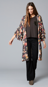 Blooming Kimono - Miss Velvet Boutique - Frankston Fashion - Affordable Womenswear - Style