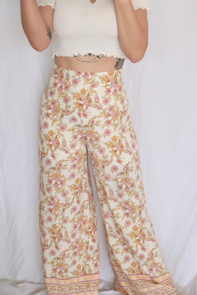 Lulu Wide Leg Pants
