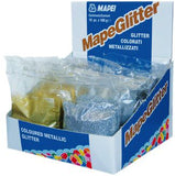 Silver Glitter Grout by Mapei