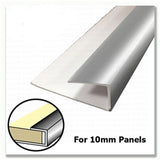 10mm Shower Panel Trims and Extras