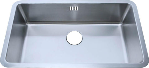 Undermount Brushed Stainless Steel Sink (A04 bs)