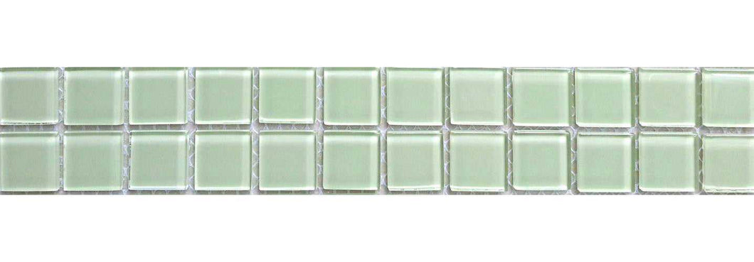 Light Green Tile Border | Light Green Tile Trim | Grand Taps