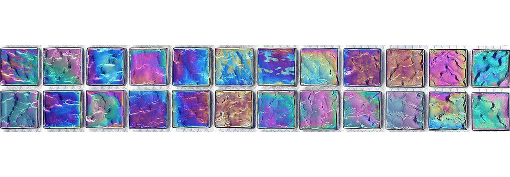 Swell Pearl Iridescent Purple Glass Mosaic Tile Strip Mb0042 Interior Design Ideas Gentotryabchikinfo