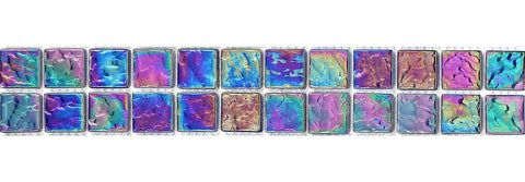 Purple Rainbow Tile Border | Rainbow Unicorn Tile Border | Grand Taps