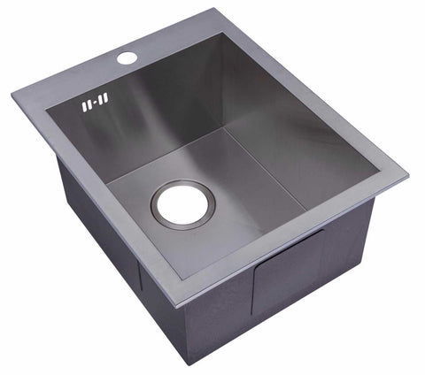 Inset Stainless Steel Sink (DS021-1)