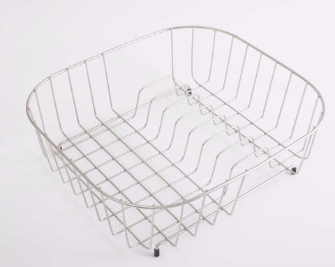 Rectangular Wire Basket Insert For Sink (LA009)