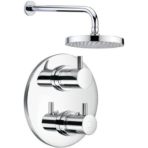 Thermostatic Bathroom Shower Set (SH055) Round