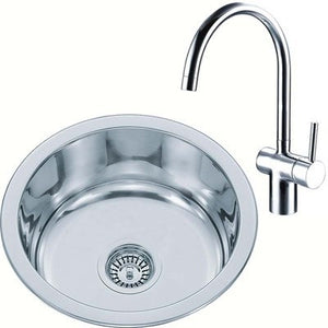 Kitchen Sink And Mixer Tap Set (KST003)