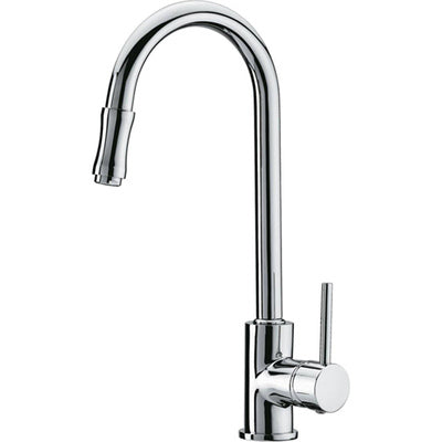 Kitchen Mixer Tap (56021) with Pull Out Spout