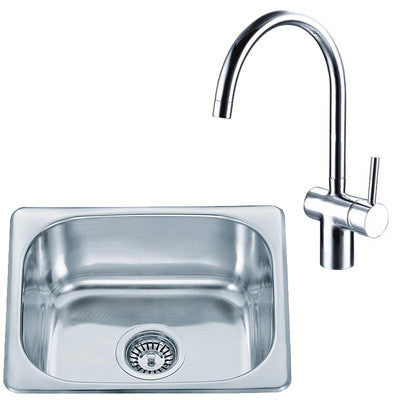 Kitchen Sink And Mixer Tap Set (KST022)
